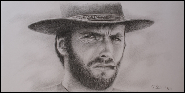 Clint Eastwood por magerar